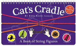 Book Cat's Cradle: A Book of String Figures by Anne Akers Johnson