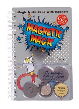 Book Magnetic Magic by John Cassidy