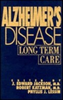 Alzheimer's Disease: Long-Term Care