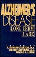 Alzheimer's Disease: Long-Term Care