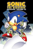 Sonic The Hedgehog Archives 12