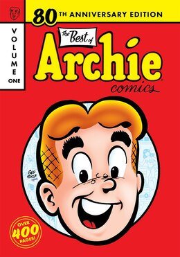 Book The Best Of Archie Comics by Archie Superstars