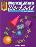 Mental Math Workouts Grade 7 to 9