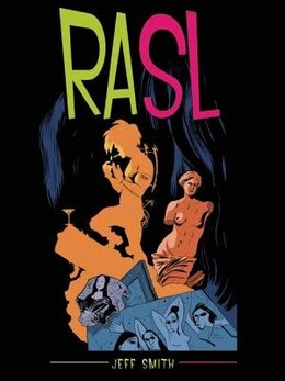 Book RASL by Jeff Smith