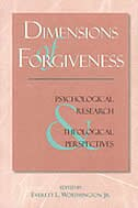 Dimensions Of Forgiveness: A Research Approach