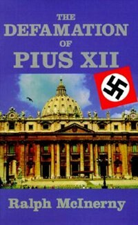 Defamation Of Pius Xii