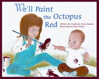 WE'LL PAINT THE OCTOPUS RED(hc)