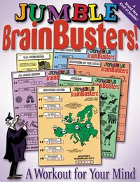 Jumble Brainbusters!: A Workout For Your Mind