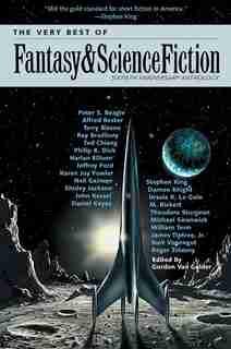 The Very Best of Fantasy & Science Fiction: Anthology by Gordon Van Gelder