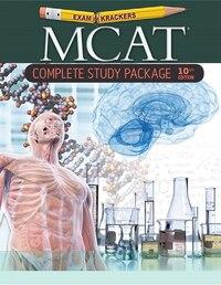 Examkrackers Mcat Complete Study Package