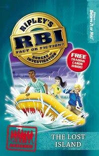 Ripley's Bureau of Investigation 8: The Lost Island