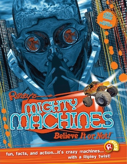 Book Ripley Twists: Mighty Machines PORTRAIT EDN by Ripley's Believe It Or Not!