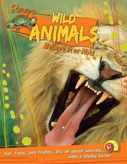Book Ripley Twists: Wild Animals PORTRAIT EDN by Ripley's Believe It Or Not!