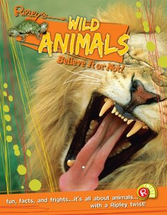 Ripley Twists: Wild Animals PORTRAIT EDN