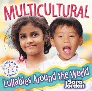Lullabies Around the World, Audio CD