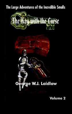 Book The Key with the Curse by George W.J. Laidlaw