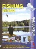 Fishing Ontario Haliburton: Over 90 of the Best Fishing Lakes in the Region