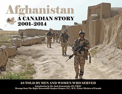 Afghanistan: A Canadian Story by Melanie Graham