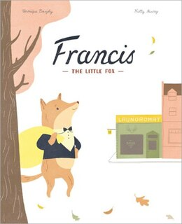 Book Francis  The Little Fox by Véronique Boisjoly