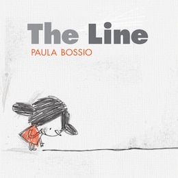 Book The Line by Paula Bossio