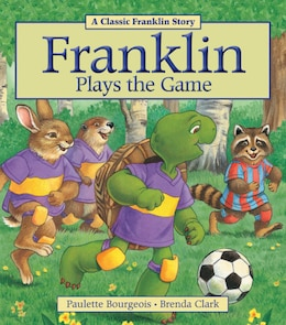 Book Franklin Plays the Game by Paulette Bourgeois