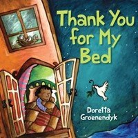 Book Thank You for My Bed by Doretta Groenendyk