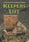 Book The Native Stories From Keepers Of Life by Joseph Bruchac