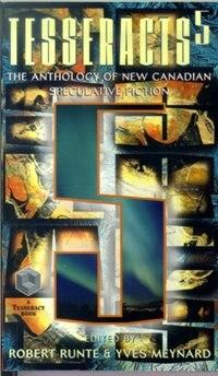 Book Tesseracts 5 by Robert Runté