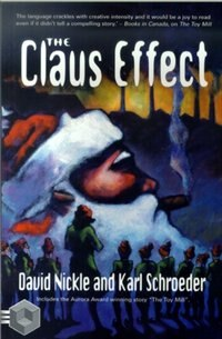 Book The Claus Effect by David Nickle