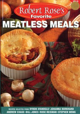 Book Meatless Meals by Robert Rose Inc.
