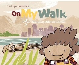 Book On My Walk by Kari-lynn Winters