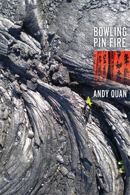 Book Bowling Pin Fire by Andy Quan