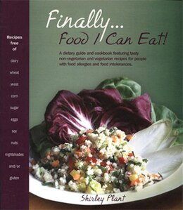 Book Finally, Food I Can Eat by Shirley Plant