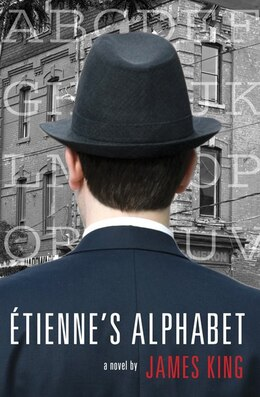 Book Etiennes Alphabet by James King