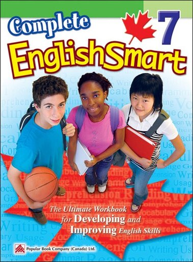 Complete Englishsmart 7: Canadian Curriculum English Workbook For Grade 7