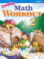 Complete Math Workout  Gr. 2