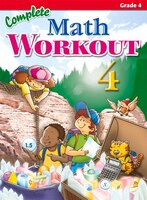 Complete Math Workout  Gr. 4