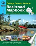 Cottage Country Ontario Backroad Mapbook by Mussio
