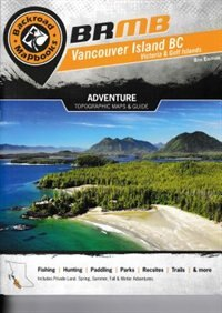 Vancouver Island, Victoria & Gulf Island Backroad Mapbook by Mussio