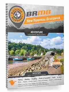 New Brunswick Backroad Atlas de Mussio