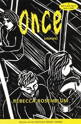 Book Once by Rebecca Rosenblum