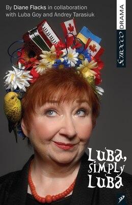 Book Luba, Simply Luba by Diane Flacks