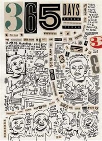 365 Days: A Diary By Julie Doucet