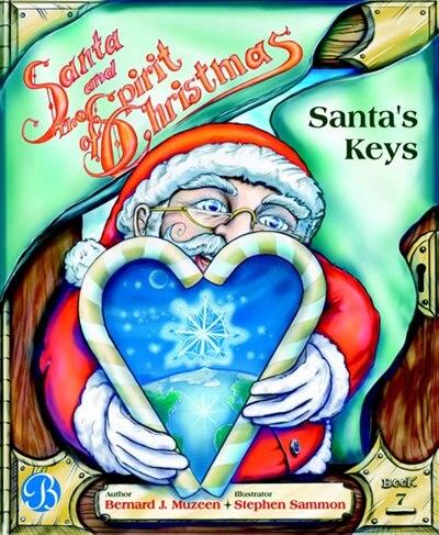Santa's Keys by Bernard J. Muzeen