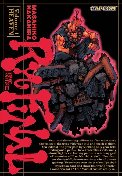 Street Fighter III: Ryu Final - The Manga Volume 1 by Masahiko Nakahira