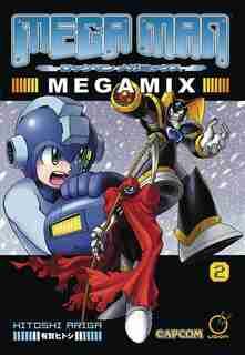 Mega Man Megamix Volume 2 by Hitoshi Ariga