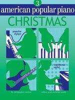 American Popular Piano - Christmas: Level 3