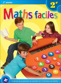 Book Maths Faciles 2 by Popular Book Company