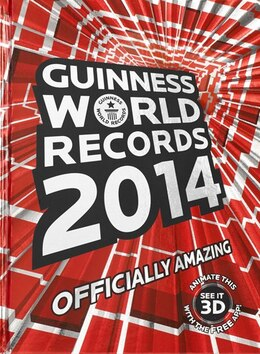 Book GuinnessWorld Records 2014 by Craig Glenday