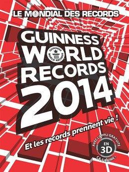 Book Le Mondial Des Records 2014 by Craig Glenday